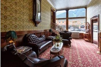 Grand Imperial Hotel In Silverton Colorado