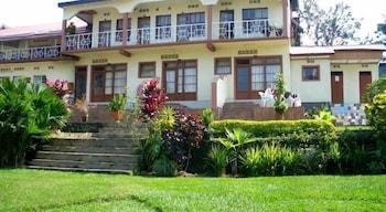 Belvedere Hotel in Gisenyi