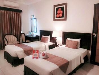 峇裡丹帕沙沙努爾瑟蘭崗免登尼達飯店 - 帕拉斯帕羅斯海濱旅館