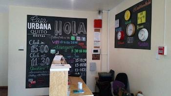 Casa Urbana Hostal in Quito