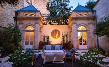 tarifs reservation hotels Hôtel des Quinconces