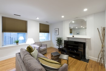 Bright 1BR in Theater District by Sonder in Boston, Massachusetts