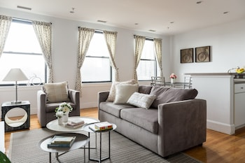 Chic 1BR in Theater District by Sonder in Boston, Massachusetts