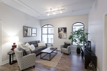 Posh 2BR in Financial District by Sonder in Boston, Massachusetts