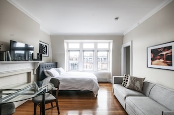 Classic Studio in Back Bay by Sonder in Boston, Massachusetts