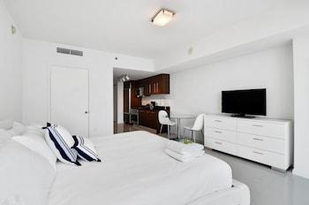 松德爾布里克威爾驚人開放式公寓飯店