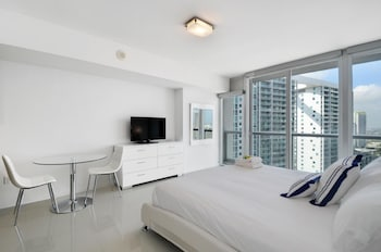 Stunning Studio in Brickell by Sonder