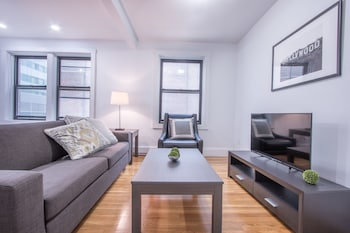 Airy 1BR in Theater District by Sonder in Boston, Massachusetts
