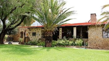 Leopard Lodge in Windhoek