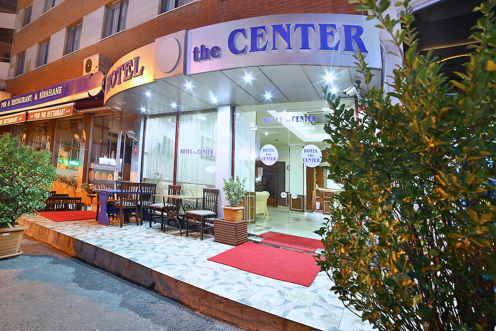 The Center Hotel