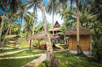 Surfing Carabao Beach Houses in General Luna