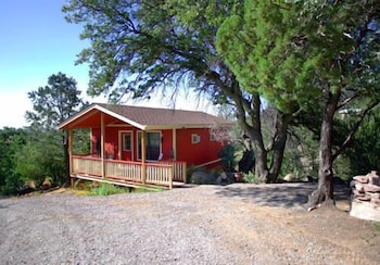 Pinos Altos Cabins in Silver City, New Mexico