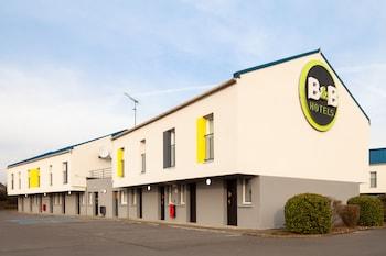 tarifs reservation hotels B&B Hotel Saint-Witz