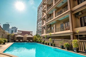 Hampton Hotel & Apartment in Phnom Penh