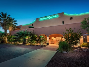 Sierra Grande Lodge in Truth or Consequences, New Mexico