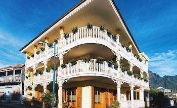 Le Tsilaosa Hotel & Spa in Cilaos