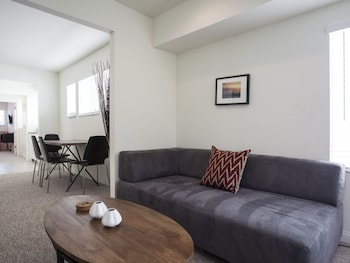 VE Beach Suite D by RedAwning in Venice, California
