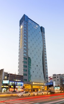 首爾車站設計師飯店