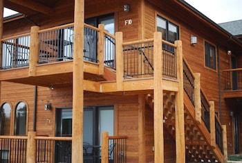 F10 Estes Park condo rentals near Rocky Mountain National Park by RedA