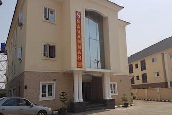 Savannah Suite Hotel Garden Gwarinpa in Abuja