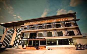 Socool Grand Hotel in Nang Rong