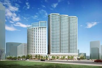 橫濱港未來高級景觀飯店