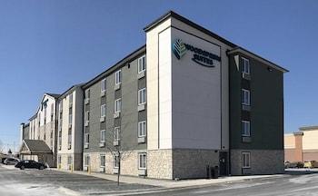 WoodSpring Suites Minneapolis North