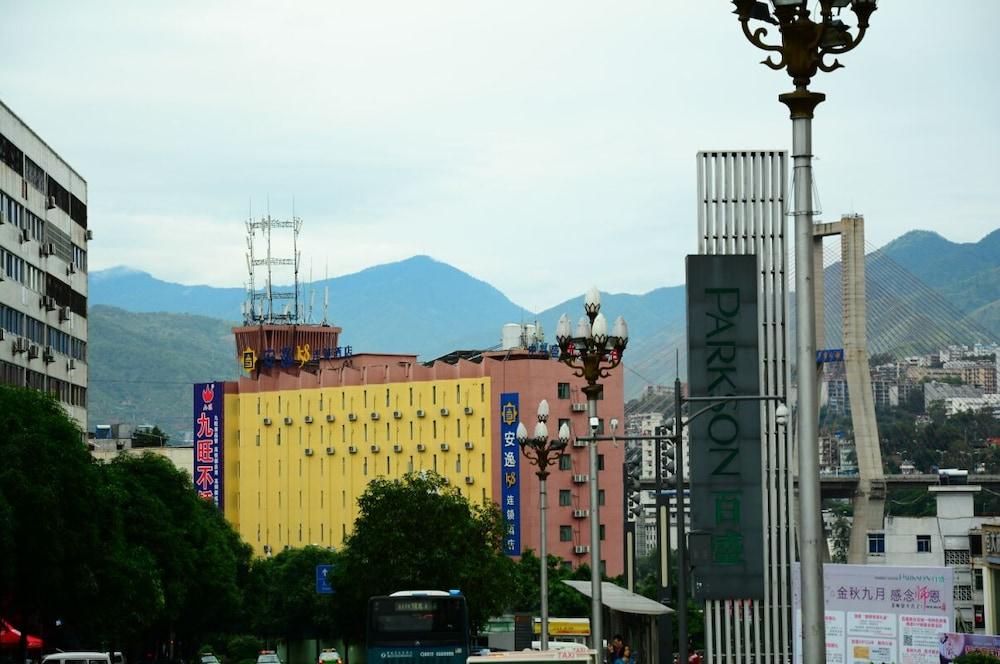 Ane 158 Hotel Panzhihua Branch