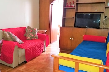 艾圖爾斯 - 科帕卡瓦納 4 人佩蒂霍海濱飯店 - 161014 號