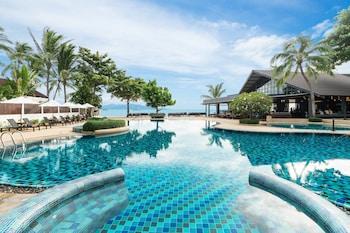 蘇美島寧靜渡假村泳池別墅飯店