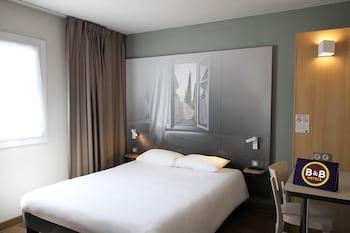 tarifs reservation hotels B&B Hôtel VALENCE TGV - Romans