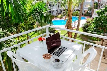 熱帶豪華套房飯店