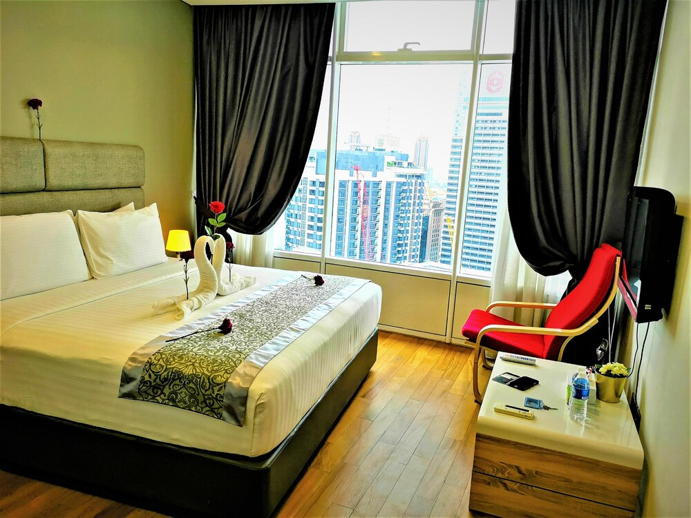 Saba Suites at Vortex KLCC Bukit Bintang