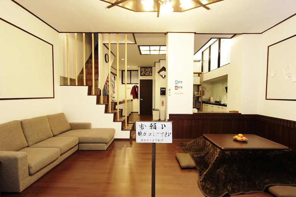 Tabinibito Matsuiya Guest House