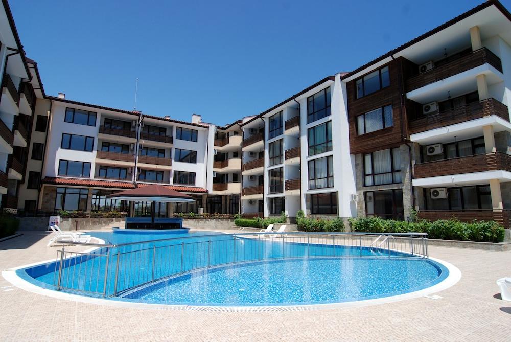 Baratero Mar Nero Apartments