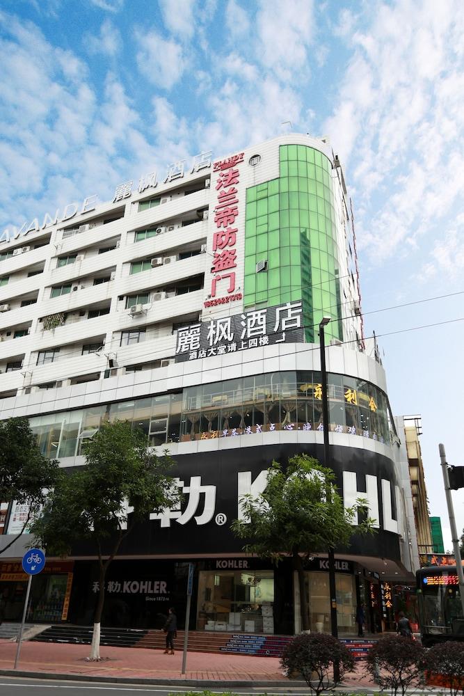 Lavande Hotel GZ Guangbai Xinyi Branch
