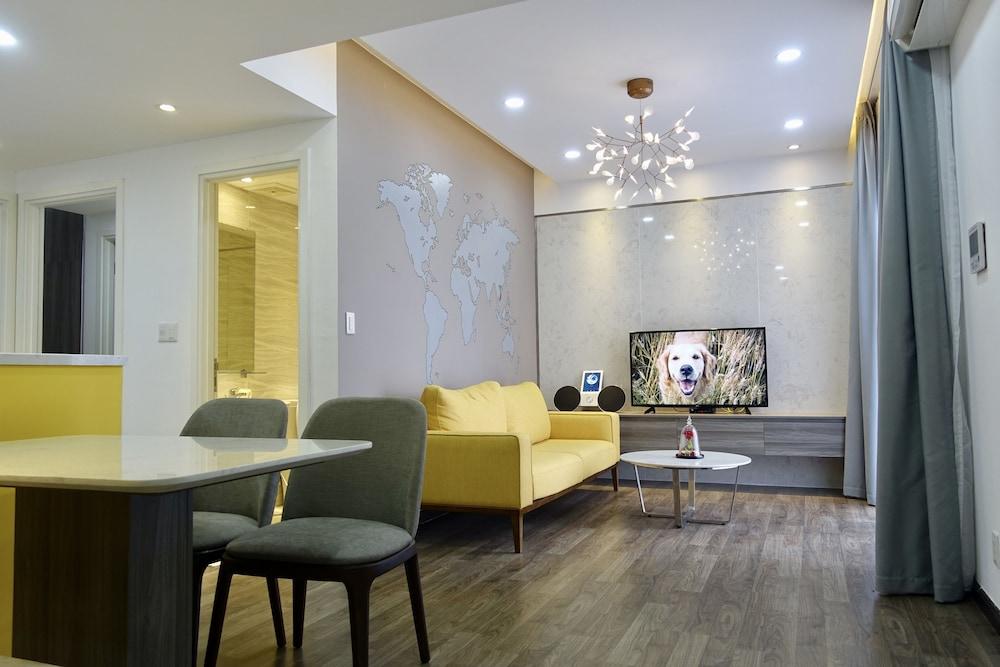 BB Boutique Masteri Apartment