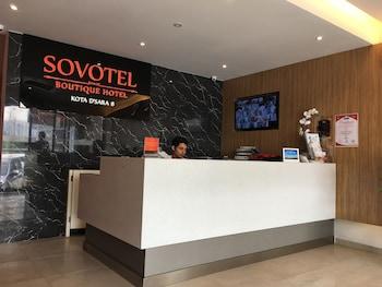 Sovotel Boutique Hotel Kota D'sara 8