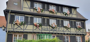 tarifs reservation hotels Hôtel Aigle d'Or