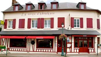 tarifs reservation hotels Logis Hôtel La Corne d'Abondance