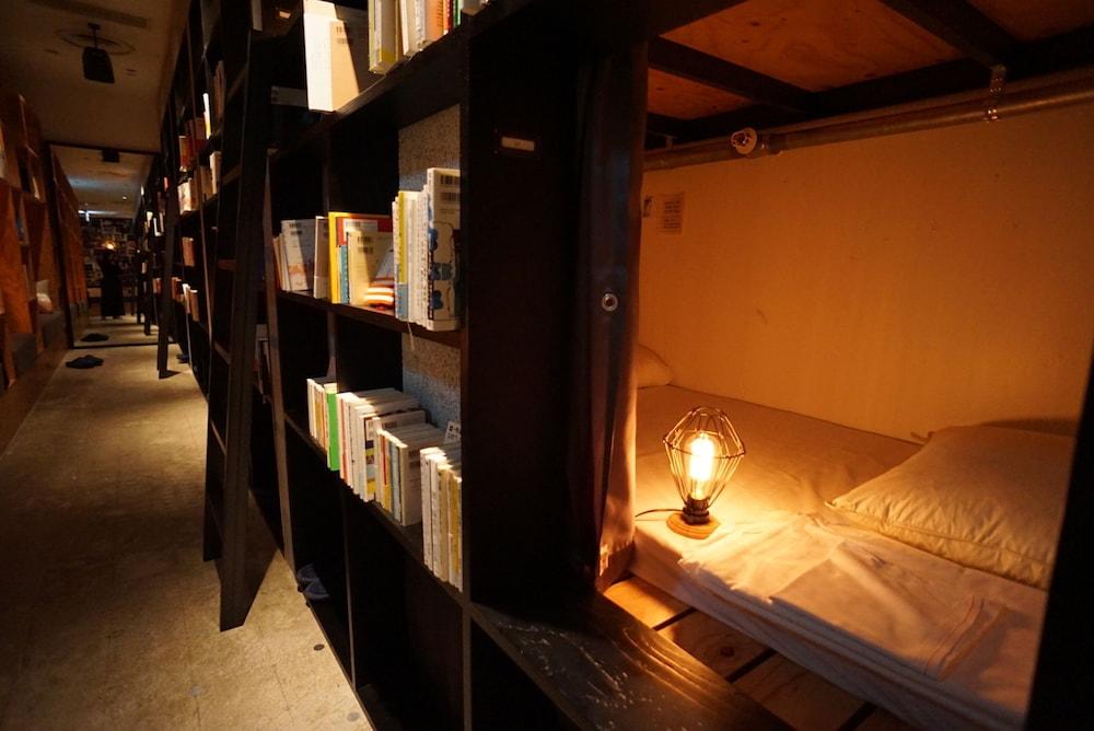 BOOK AND BED TOKYO FUKUOKA - Hostel