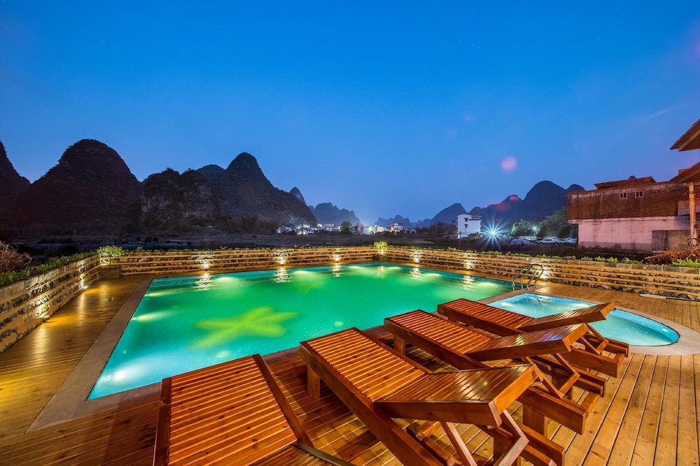 Yangshuo Tea Cozy Boutique Hotel