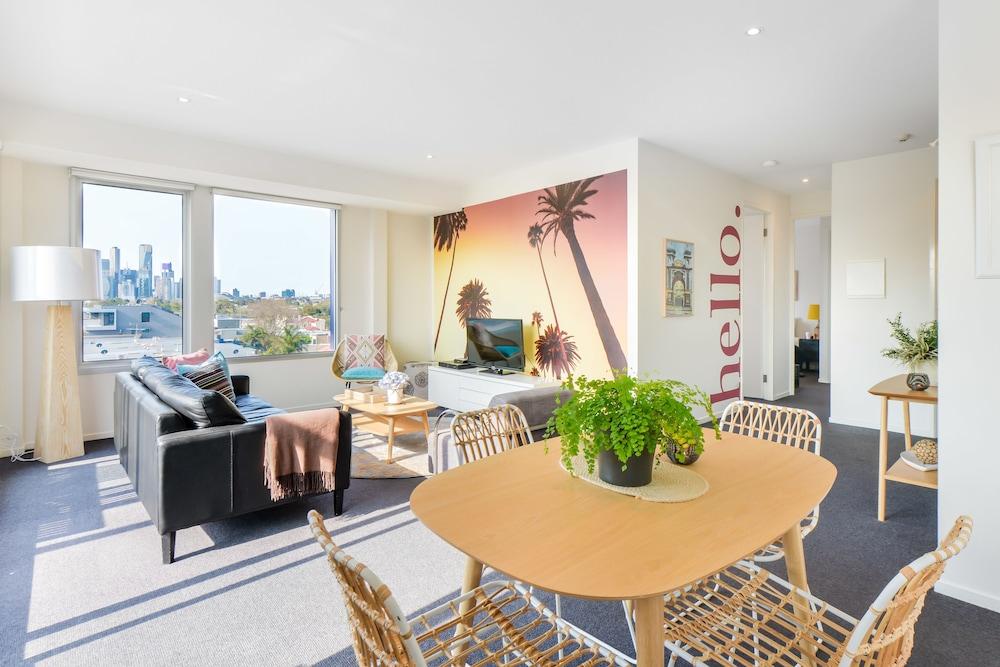 Boutique Stays - Zinc Views - 501, Port Melbourne