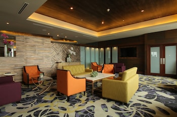 Bellevue Hotel Alabang Executive Lounge