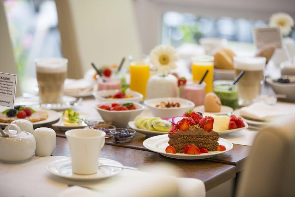 Auszeit Hotel Düsseldorf - das Frühstückshotel