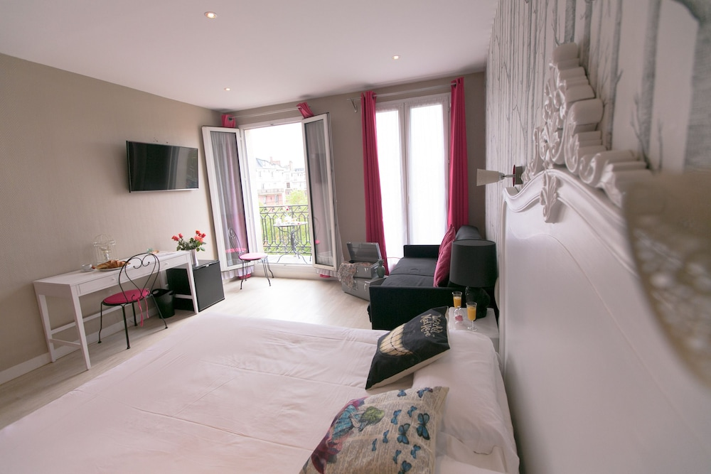 Ideal Hotel Design, Paris,France.