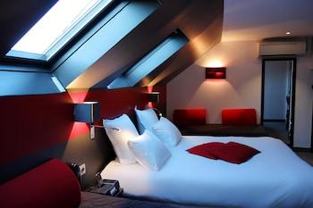 tarifs reservation hotels Best Western The Hotel Versailles