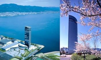 琵琶湖大津王子飯店