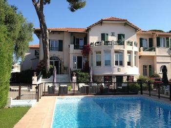 tarifs reservation hotels La Garoupe Gardiole