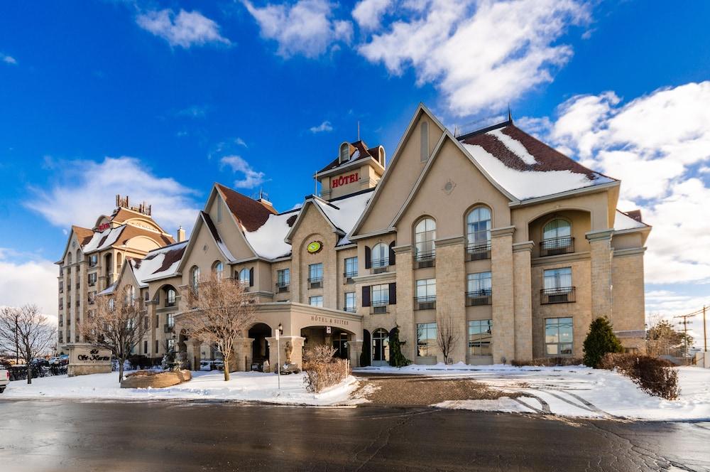 Le St-Martin Hotel & Suites Laval